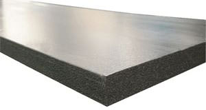 SilverGlo™ crawl space wall insulation available in Stockton