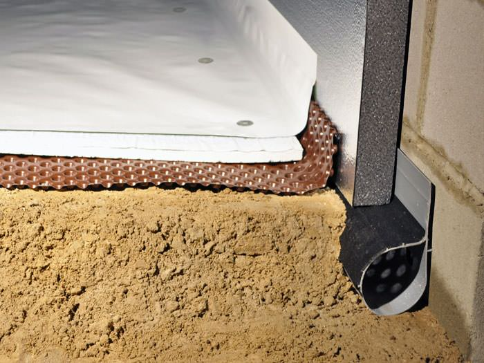 Crawl E Wall Insulation In Northern California San Francisco