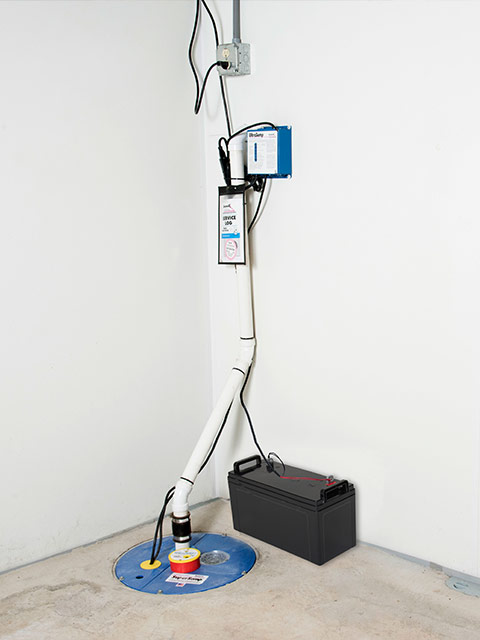 A sump pump system. Bay Area Sump Pump Systems  Sump Pump Installation in San Jose