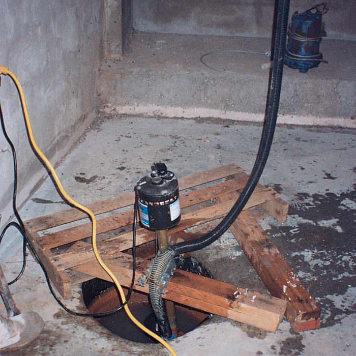 A Model By Review Of The Four Major Sump Pump Models