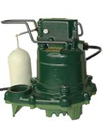 cast-iron zoeller sump pump systems available in Hayward, California